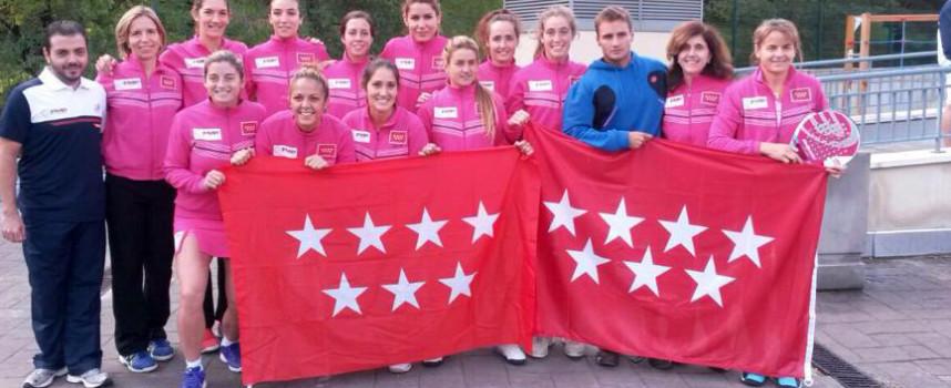 Madrid resiste el acoso andaluz y mantiene el trono en el Campeonato de España por Autonomías 2014
