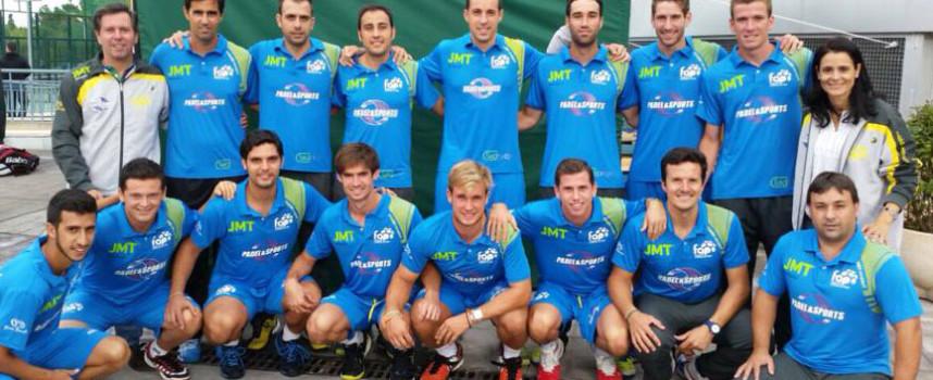Andalucía firma el póker en el Campeonato de España de Padel por Selecciones Autonómicas 2014