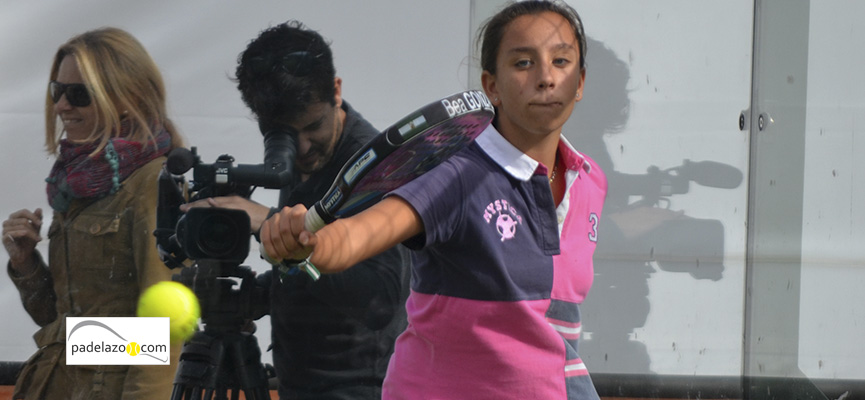 bea gonzalez infantil campeonato de andalucia de padel de menores 2014 la quinta antequera