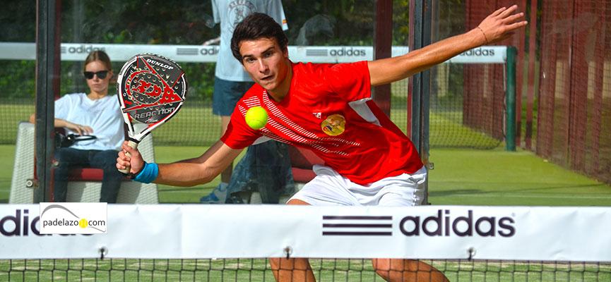 carlos-perez-final-1-masculina-Adidas-Malaga-Open-2014-International-Padel-Challenge-Madison-Reserva-Higueron-noviembre-2014