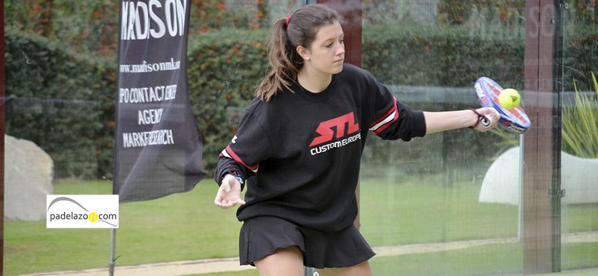 flor arnais Adidas-Malaga-Open-2014-International-Padel-Challenge-Madison-Reserva-Higueron-noviembre-2014