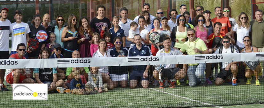 International Padel Experience Adidas 2015: el circuito de Madison despega desde Milán