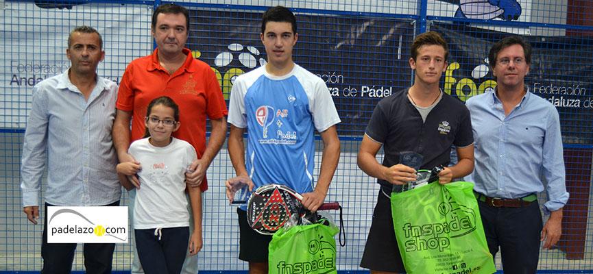 jose-carlos-gaspar-y-manu-rocafort-subcampeones-final-masculina-campeonato-andalucia-padel-sub-23-malaga-2014