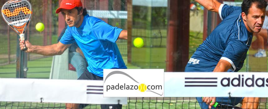El oficio de Fede Posadas y Pablo Zalguizuri les eleva en el Adidas Málaga Open 2014 de Madison