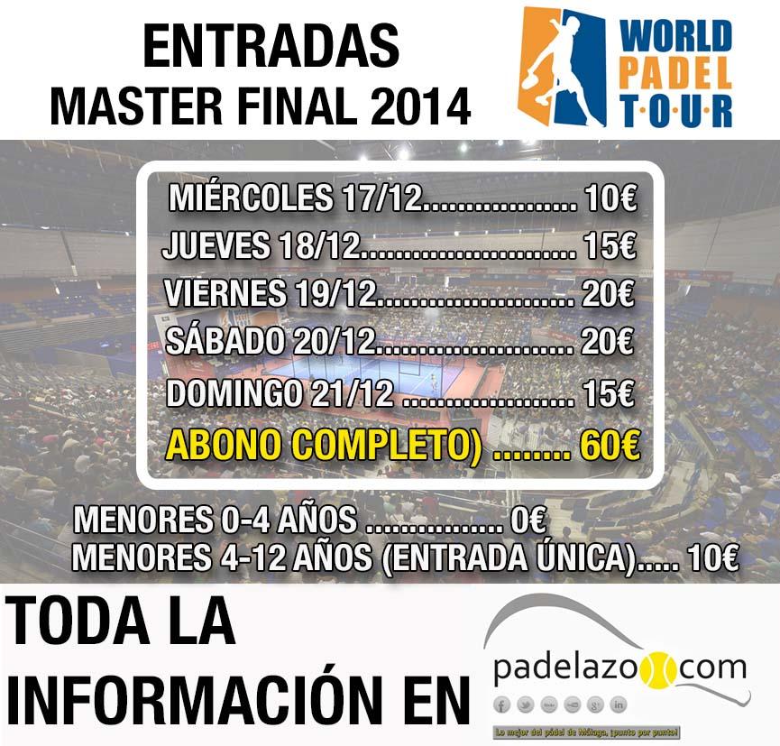 precios-entradas-del-master-final-world-padel-tour-2014