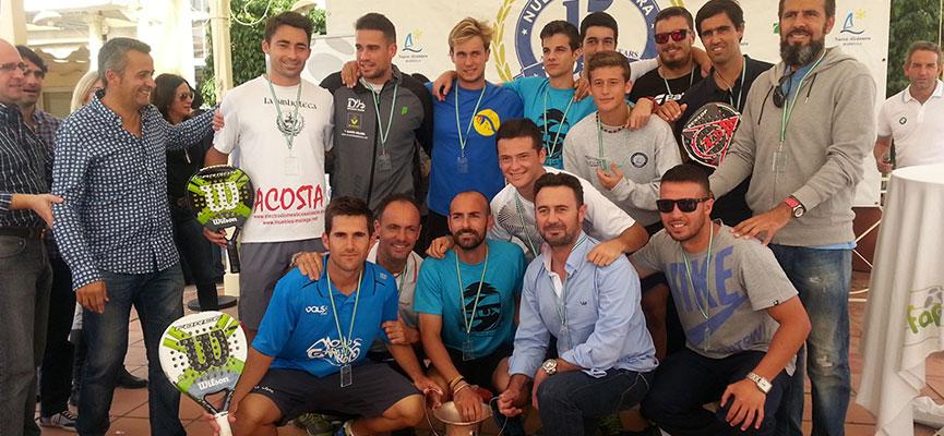 seleccion-masculina-malaga-campeonato-andalucia-padel-selecciones-provinciales-2014