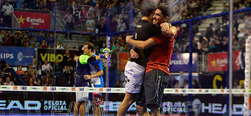 Sanyo Gutiérrez y Maxi Sánchez revalidan el título en el Master 2014 y anticipan la nueva era del padel