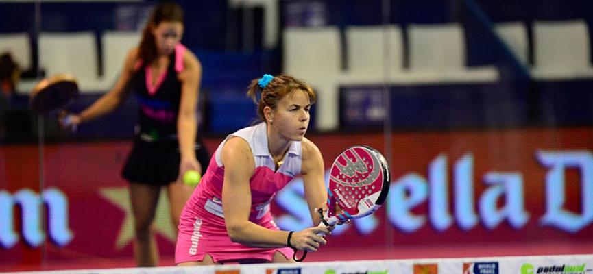marta-marrero-y-cata-tenorio-primera-jornada-Estrella-Damm-Master-Finals-2014