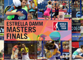 10 razones para no perderse el Master Final World Padel Tour 2014