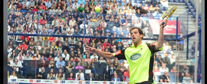 Retransmisión de pago del Master Final World Padel Tour 2014: a favor y en contra