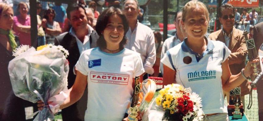 Carolina Navarro e Icíar Montes jugarán juntas el Campeonato de España de Padel 2015
