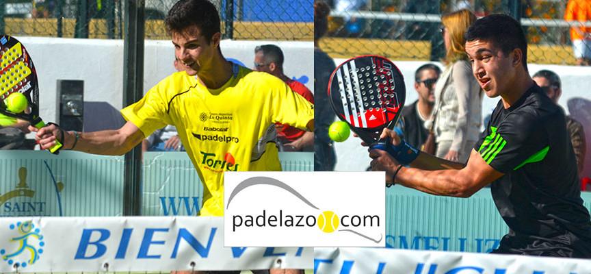 Momo González y José Carlos Gaspar dominan los momentos clave para imponerse en Benalmádena