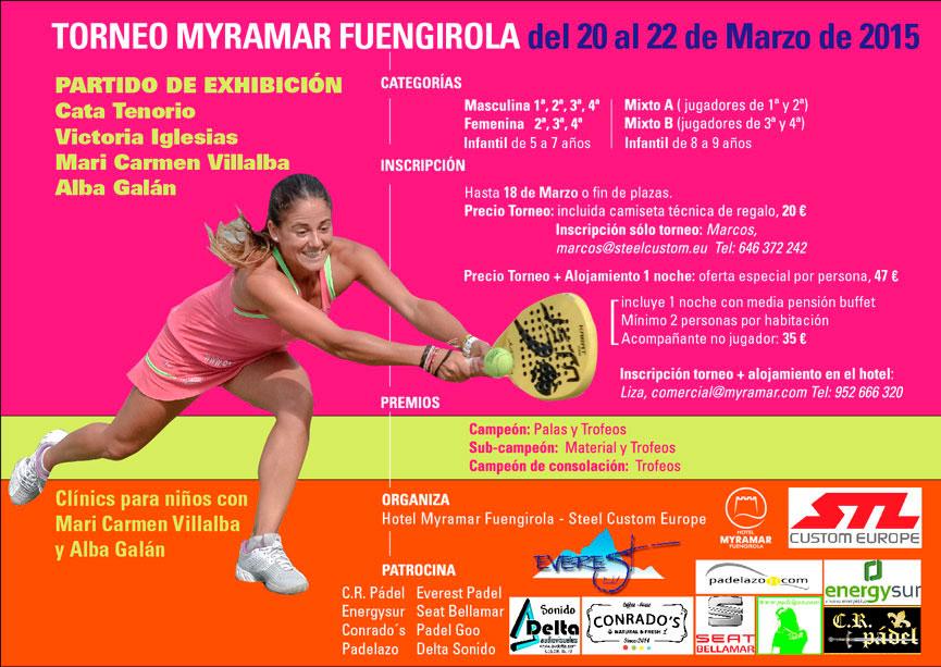 cartel-torneo-minipistas-padel-hotel-myramar-fuengirola