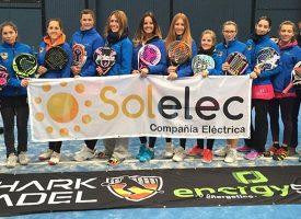 Las tiburonas extienden la tiranía de Energysur Shark Padel en el Campeonato de Andalucía por Equipos de 1ª