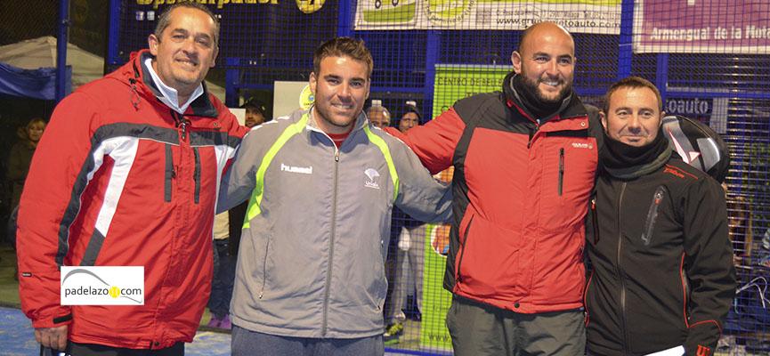 manolo canas y josemi campeones 3 masculina-torneo-padel-memorial-alfonso-carlos-garcia-pinos-limonar-febrero-2015