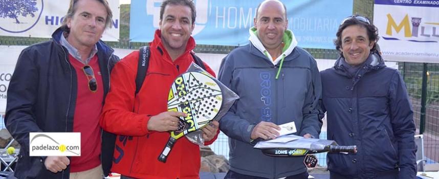 El Torneo de Padel 340 Homes Inmobiliaria inaugura el calendario de torneos de 2015 en Reserva del Higuerón