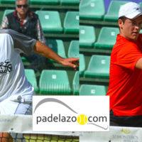Deslumbrante triunfo de Caye Rocafort y Javi Bravo en la prueba clasificatoria de la Copa Andalucía 2015