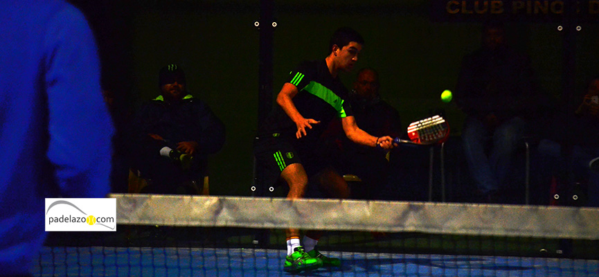 jose-carlos-gaspar-final-1-masculina-Torneo-Padel-Memorial-Alfonso-Carlos-Garcia-Pinos-Limonar-febrero-2015