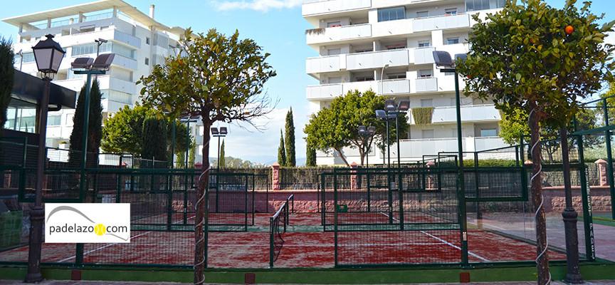 Minipistas en Myramar Fuengirola: el hotel del padel apuesta por la cantera