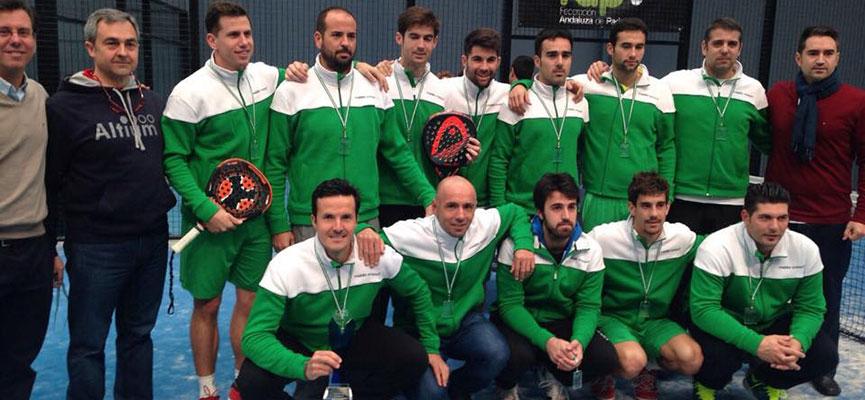 sato-sport-masculino-subcampeones-campeonato-andalucia-padel-equipos-1-padel-sport-granada-2015