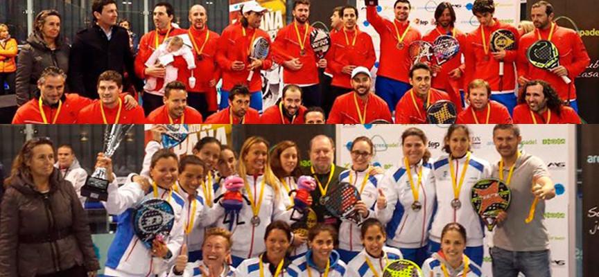Arena Entrena y el Real Zaragoza Club elevan su constelación de estrellas en el Campeonato de España por Equipos de 1ª 2015