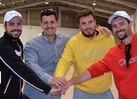 J3Padel: la refundación del primer club indoor de Málaga