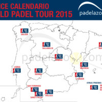 Calendario World Padel Tour 2015: avance de nuevas sedes