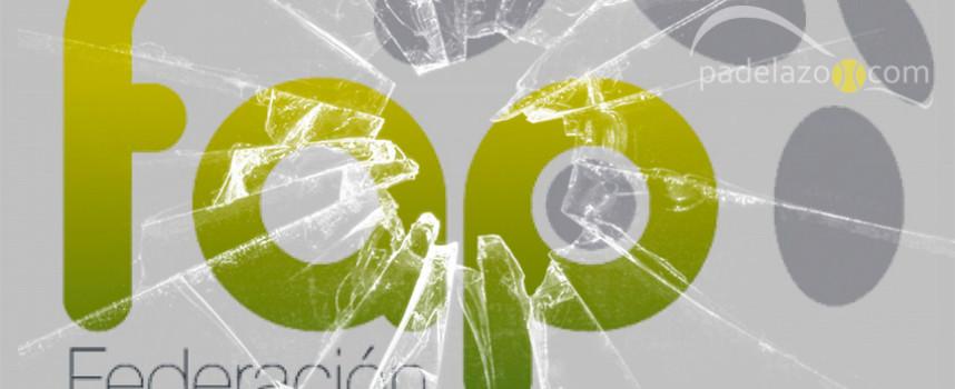 Guerra en la FAP: denuncian ante la Junta de Andalucía la obstrucción de la moción de censura
