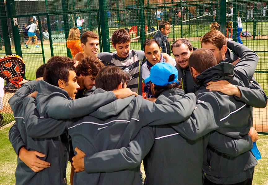padelmania-subcampeones-espana-padel-equipos-1-2015
