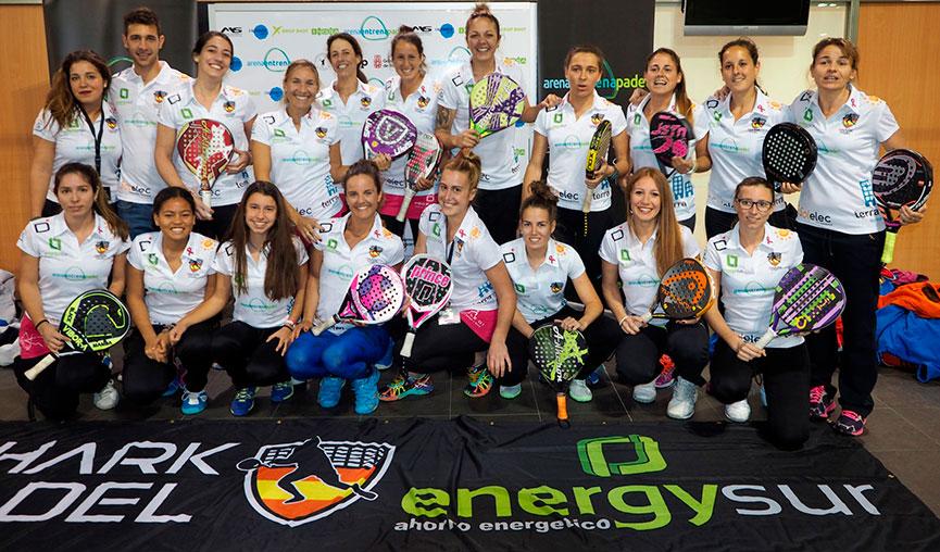 sharkpadel-subcampeonas-espana-padel-equipos-1-2015