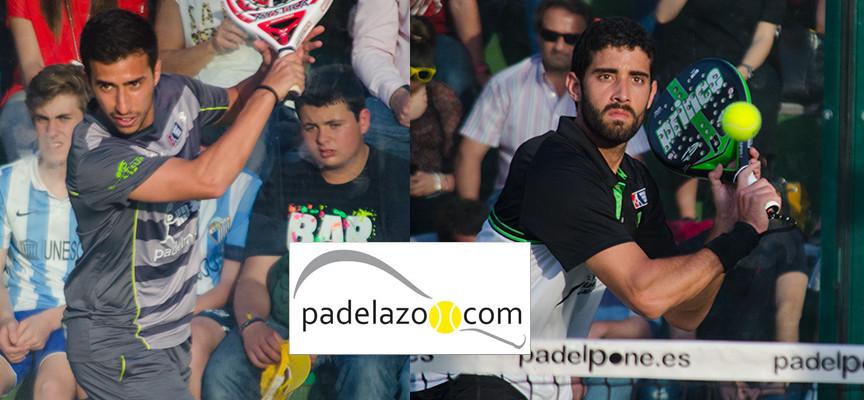 Álvaro Cepero y Javier Escalante frenan el empuje local para imponerse en El Candado