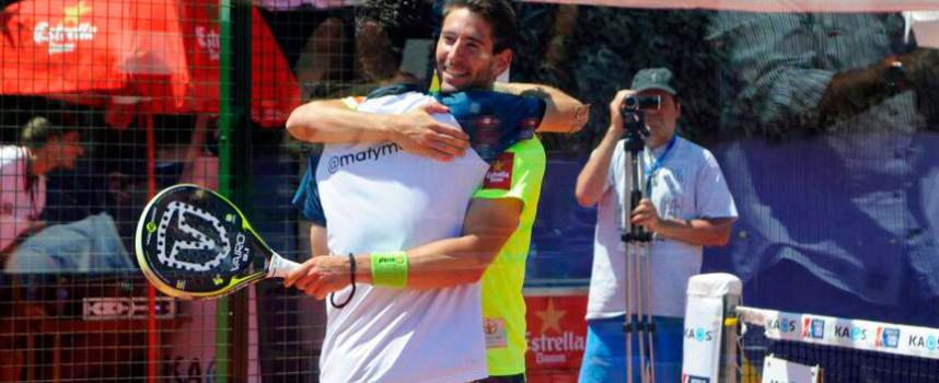 Córdoba corona el sueño triunfal de Ale Ruiz y Matías Marina