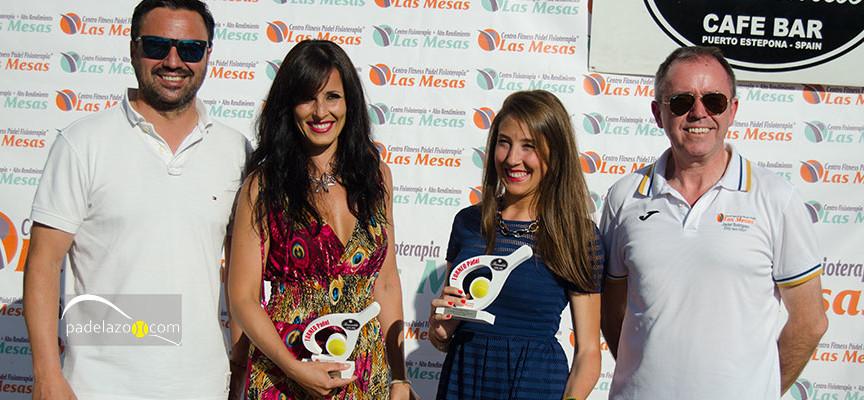 El padel anticipa el verano en el Torneo Reinaldo del Centro Deportivo Las Mesas de Estepona