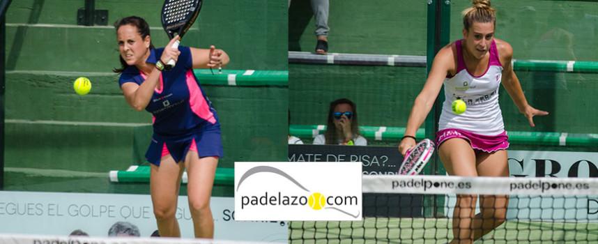 Ana Fernández de Ossó y Victoria Iglesias imponen su discurso en el Torneo San Miguel 2015 de El Candado
