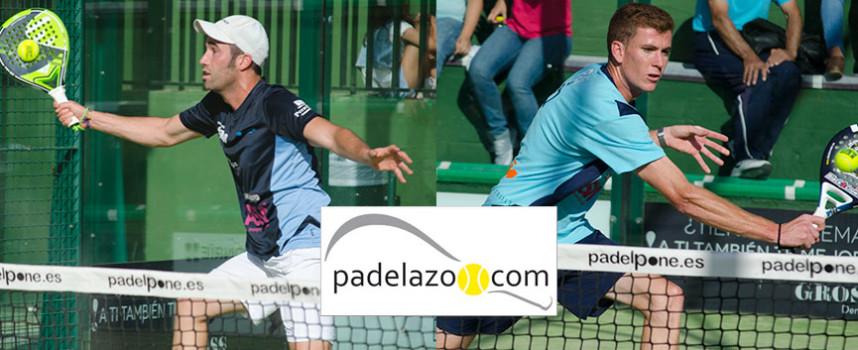 Javi Ruiz y Peli Espejo se imponen en el maratón de padel del Torneo San Miguel 2015 de El Candado