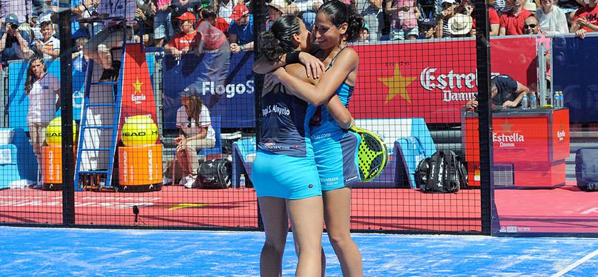 Las hermanas Sánchez Alayeto conquistan en Valladolid su segunda corona de 2015