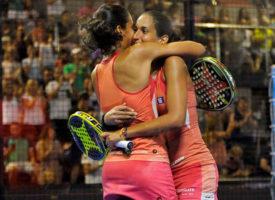Las gemelas Sánchez Alayeto abrazan su cuarto título World Padel Tour en La Nucía