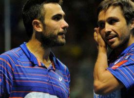 Un problema de salud deja a Bela y a Lima fuera del Estrella Damm Madrid Open 2015