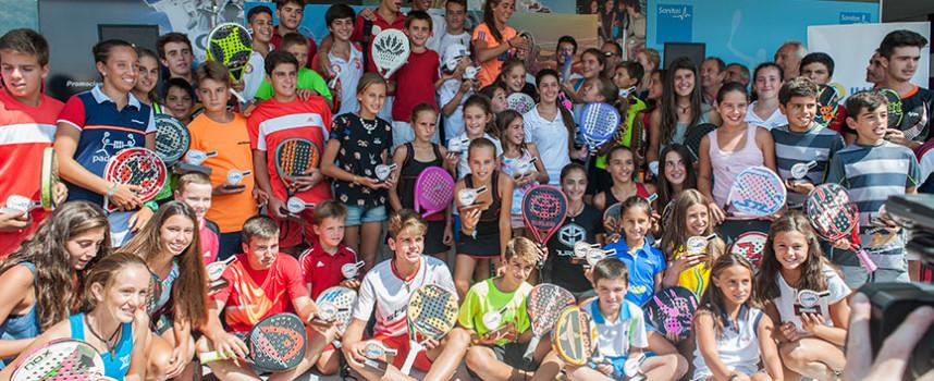 La cantera del padel español sigue batiendo récord y deslumbra en la Ciudad de la Raqueta
