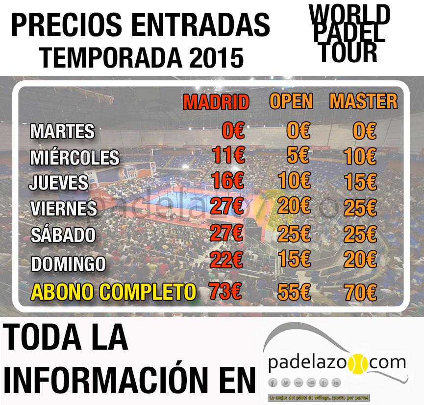 precios-entradas-estrella-damm-madrid-open-2015