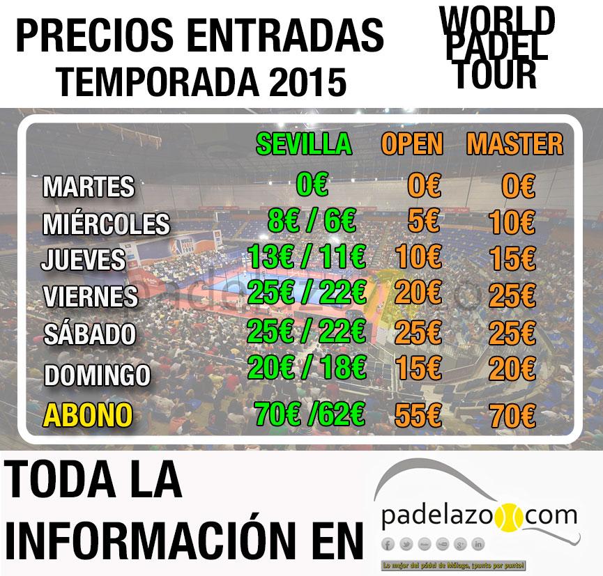 precios-entradas-estrella-damm-sevilla-open-2015-world-padel-tour