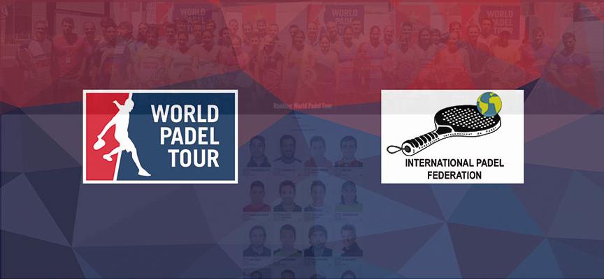 World Padel Tour y la Federación Internacional de Padel acuerdan la constitución de un único ranking mundial