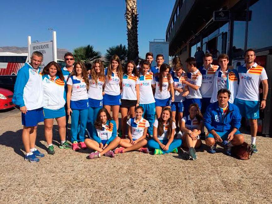 valencia-campeonato-espana-padel-selecciones-autonomicas-menores-2015