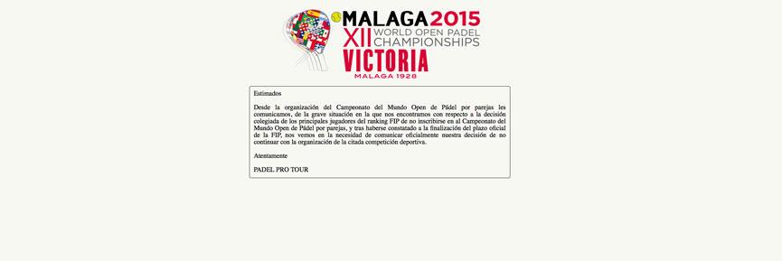 anuncio-suspension-mundial-padel-2015-malaga