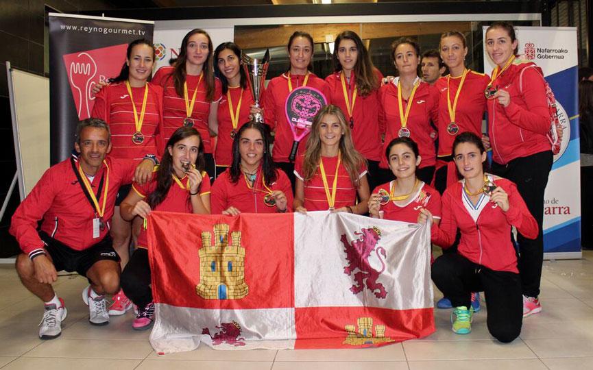castilla-leona-fem-campeonas-2da-campeonato-espana-padel-absoluto-selecciones-autonomicas-2015