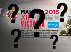 Málaga, sin Mundial de Padel 2015 ¿Ahora qué?
