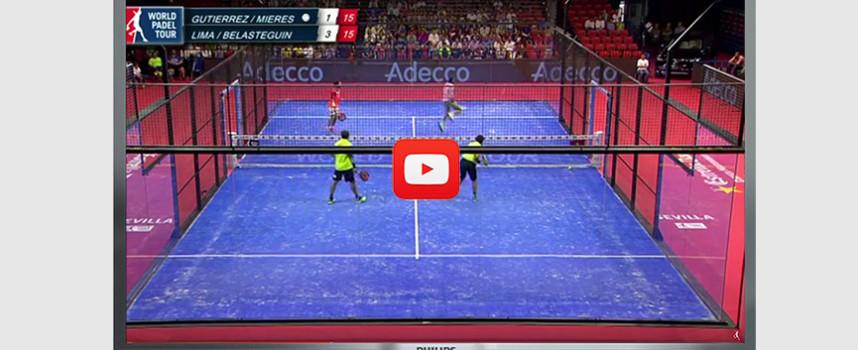 Los mejores videos del Estrella Damm Sevilla Open 2015