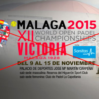 La FIP renuncia definitivamente al Mundial de Padel 2015