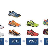 Zapatillas Asics Gel Bela: evolución del calzado del número uno del padel