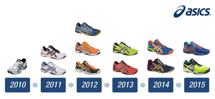 zapatillas padel asics 2015